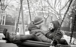 Романтична фотосесия Ани и Иван