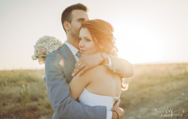 Галя и Калоян | Морска Сватба